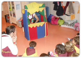 colégio europeu astoria - workshops de teatro